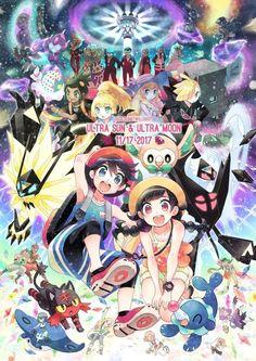 Pokemon ultra sun and ultra moon Pokemon Mew, Solgaleo Pokemon, Pokemon People, Pokemon Ships, Pokemon Fan Art, Pokemon Store, Dragons, Cute Pokemon Wallpaper, Pokemon Special