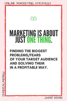 Online Marketing Str