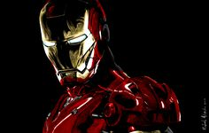 Iron Mans armor is a fictional powered exoskeleton worn by the fictional comic book character Tony Stark when he assumes the superhero identity of Iron Man. Description from imgarcade.com. I searched for this on bing.com/images