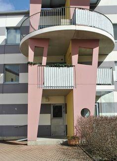 Pikku Huopalahden postmodernit pastellit @Asuntomessublogit / Talotarinat
