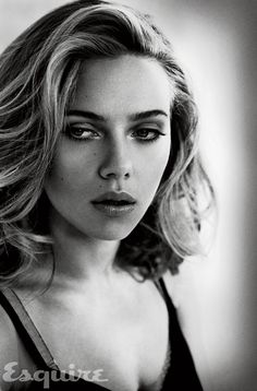 Scarlett Johansson 2013 Sexiest Woman Alive Photos and Video - Esquire
