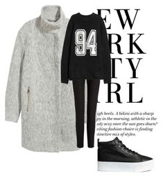 """H&M"" by firefashionga on Polyvore featuring moda, H&M e Joseph"