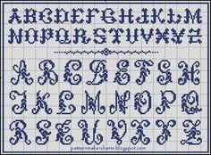 Free Easy Cross, Pattern Maker, PCStitch Charts + Free Historic Old Pattern Books: Sajou No 55