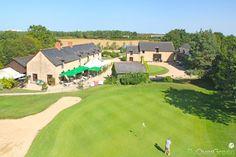 Golf de La Freslonnière, France. Vidéo aérienne sur FlyOverGreen / Aerial video on FlyOverGreen