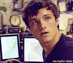 (Gif)--Josh in Journey to The Center of The Earth 2-- that smile will be the death of me...