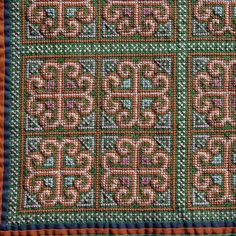 Hmong Embroidery: