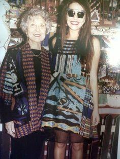 Mrs B & Margherita Missoni