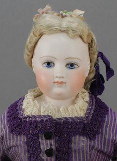 Antique French Parisienne doll