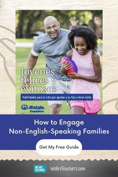 How do you engage non-English-speaking families in order to help students succeed? We talked to experts in the field for practical tips. Values Education, Special Education, Parent Teacher Communication, World Language Classroom, Teacher Conferences, World Languages, School Events, Teen Life, Parents As Teachers