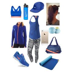 Off to the gym, Nike style!!