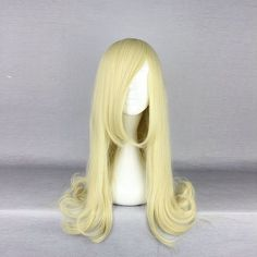 Straight Cosplay Costume Wig Synthetic Fiber High-Temperature Resistance Charming Hair - Gchoic.com