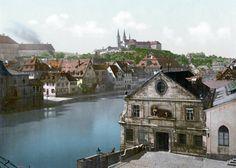 Bamberg, Michelsberg 1900.jpg