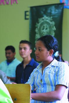 Estudiantes, la base