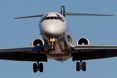 "McDonnell Douglas MD-87 Spanair ""Star Alliance"" EC-KHA cn 49611/1522"