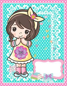 Chibi Couple, Cardcaptor Sakura, Clear Stamps, Paper Piecing, Baby Boy Shower, Cute Girls, Doodles, Clip Art, Kitty