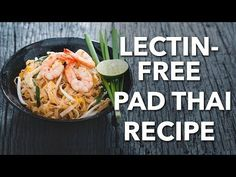 Love pasta but not the carbs? Dr. Gundry shows you how to cook his favorite alternative. Bet you'll never guess what they're made of!? Watch to find out... C...