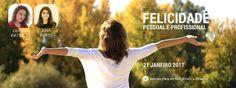 """Evento/Workshop """"Felicidade na vida pessoal e profissional"""""""