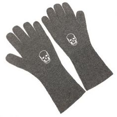メンズニット手袋