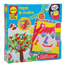 ALEX Toys Little Hands Tape and Make *** Visit the image link more details. Note:It is affiliate link to Amazon.