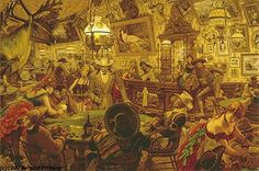 Where the Old West comes back to life !!!: Saloons of the Old West