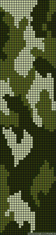 This post was originally for a Cross-stitch Camp Bookmark but you adapt it to suit a crochet pattern. Imagine it in shades of blue, white/grey or taupe/brown. A treat for any adventurer. Bead Loom Patterns, Beading Patterns, Beaded Bracelet Patterns, Cross Stitch Patterns, Beaded Bracelets, Crochet Chart, Bead Crochet, Crochet Pattern, Knitting Charts
