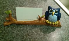 Too cute! I'm making mine when I get my business cards!