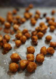 Spicy Roasted Chickpeas - The Better Crumb