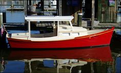 Redwing 18 - Power Camp Cruiser | Chesapeake Marine Design