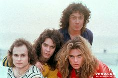 Alex Van Halen, Eddie Van Halen, David Lee Roth, Glam Hair, 80s Music, Aerosmith, Hard Rock, Rock Bands, Rock N Roll
