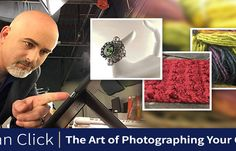 iCan Click – Professional Quality Photographs of Handmade Items Using Smartphones and Tablets