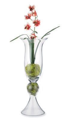Glass for centerpiece