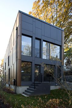 MEYER RESIDENCE by Studio Luz Architects