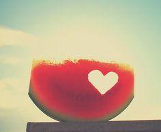 #PANDORAsummercontest Eat Watermelon