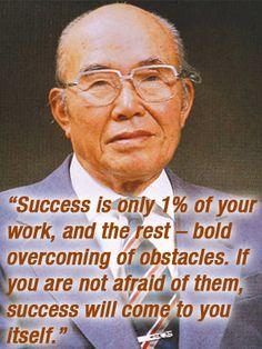 Soichiro Honda: The Man With A Burning Desire To Succeed | Arina's Self Help Blog