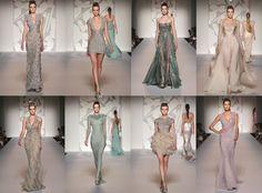 Abed Mahfouz Fall/Winter 2012-2013 #Designers #Fashion #Runways #Fall #Winter