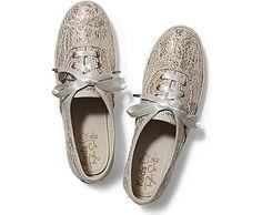 Keds Taylor Swift's Champion Glitter Lace