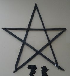 Star from old Tobacco Sticks..$9.99.