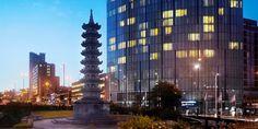 Radisson Blu Hotel, Birmingham.