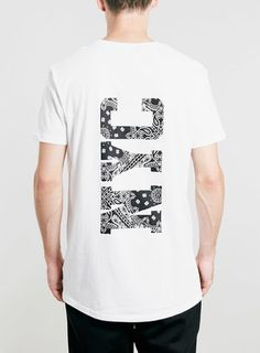 NYC FRONT AND BACK PRINT LONG T-SHIRT