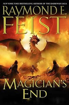 Magician's End: Book Three of the Chaoswar Saga by Raymond E. Feist. $17.27. Publisher: Harper Voyager (May 14, 2013). 576 pages. Series - Chaoswar Saga. Author: Raymond E. Feist