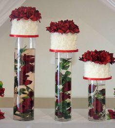 Wedding Centerpieces, Wedding Decorations, Jonathan Scott, Elegant Cakes, Event Decor, Floral Arrangements, Wedding Cakes, Floral Design, Baby Shower