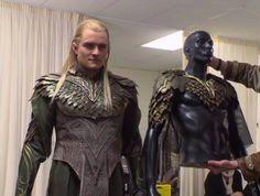 """Legolas """"The Hobbit"""" costume."""