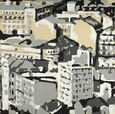 Gerhard Richter » Art » Paintings » Photo Paintings » Townscape » 224-7