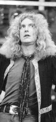 Robert Plant - Dazed and Confused??