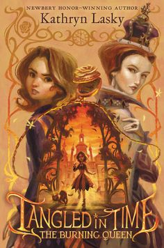 Tangled in Time 2: The Burning Queen by Kathryn Lasky (Paperback) For fans of the Royal Diaries series and of Gail Carson Levine, here is the second adventure in a middle grade time travel series from Newbery Honor-winning Kathryn Lasky! In book 2, newly orphaned Rose finds herself time-traveling between present day and the court of the two most memorable English princesses in history. (This post contains affiliate links.) Queen Mary Reign, Fantasy Books For Kids, Kathryn Lasky, Time Travel Series, National Book Store, Royal Diary, Princess Mary, Princess Elizabeth, Fiction Books