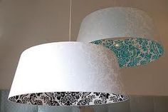 large shades for lights - Google Search