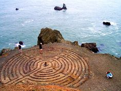 The Land's End Labyrinth – San Francisco, CA
