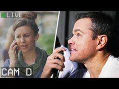 Ο Ματ Ντέιμον τηλεφωνεί σε ανυποψίαστους περαστικούς και τους αναθέτει αποστολές! ? νεα , ειδησεις || cinemag.gr