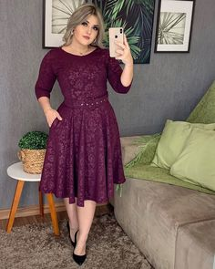 Plus size outfits African Fashion Skirts, African Lace Dresses, Fashion Dresses, Elegant Dresses For Women, Beautiful Dresses, Dresses For Work, Lady Like, Modest Outfits, Dress Outfits