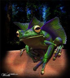Guppy Frog